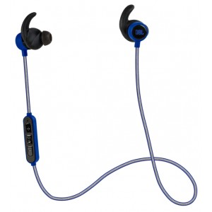 JBL Reflect Mini Bluetooth In-ear sporthoofdtelefoon + micro Blue