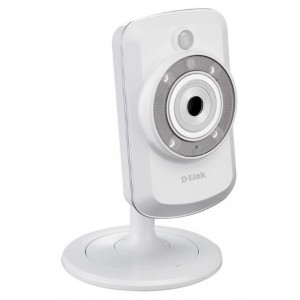 D-Link DCS-942L Wireless N/LAN Home Network Camera (640x480)