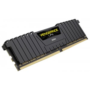 Corsair Vengeance LPX 8 GB DDR4 2400 Black