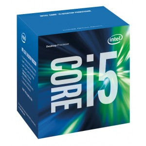 Intel Core i5-6600K (3.5ghz) S1151 6MB (4 Cores)