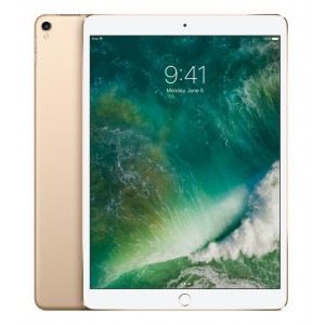 Apple iPad Pro 10.5 512GB Wifi + Cellular Goud