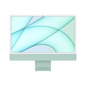 Apple iMac 24 (M1/8GB/256GB/M1 8-core GPU/OS X) 4.5K Groen