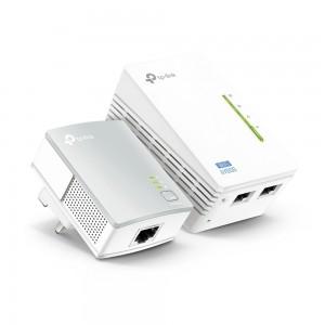 TP-Link TL-WPA4220KIT AV600 Wifi Powerline Extender Kit (600Mbit)