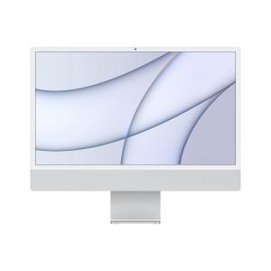 Apple iMac 24 (M1/8GB/256GB/M1 7-core GPU/OS X) 4.5K Zilver