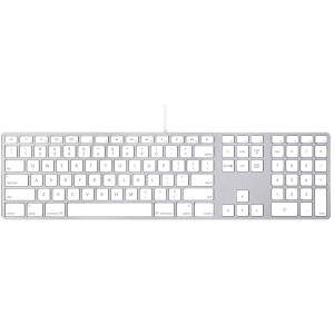 Apple Wired Keyboard met numeriek gedeelte