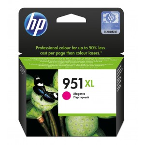 HP CN047AE Inkpatroon (951XL) Magenta