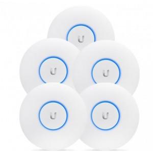 Ubiquiti UniFi AP-AC LR 2.4+5GHz/PoE/1167Mbps (5-Pack)