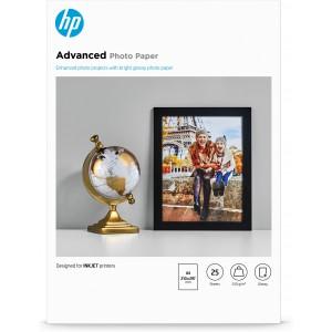 HP Q5456A A4 Glossy Photo Paper 250gr (25 vel)