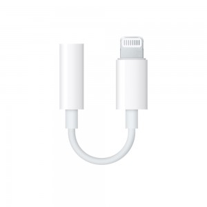 Apple Lightning to Headphone Adapter