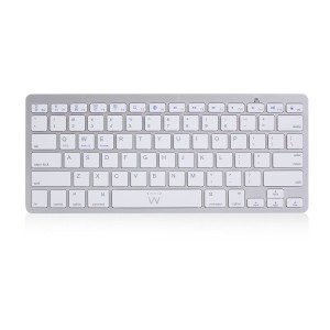 Ewent EW3163 Ultra Slim US Keyboard Bluetooth