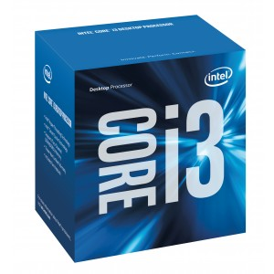 Intel Core i3-7100 (3.9ghz) S1151 3MB (2 Cores)