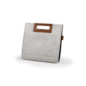 Cooler Master Afrino Folio iPad Sleeve met handvat