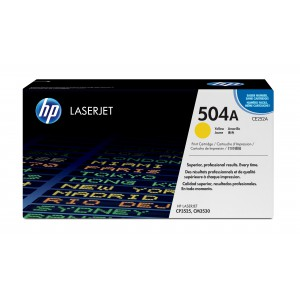 HP CE252A Tonercartridge Yellow (7000 pagina's)