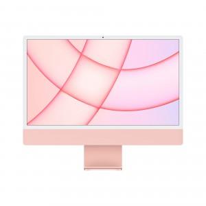 Apple iMac 24 (M1/8GB/512GB/M1 8-core GPU/OS X) 4.5K Roze