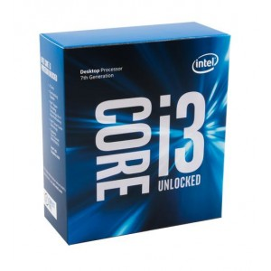 Intel Core i3-7350K (4.2ghz) S1151 4MB (2 Cores)