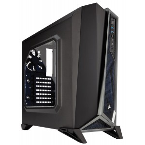 Corsair SPEC ALPHA Window no PSU Black