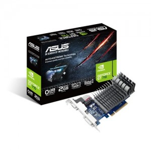 Asus NVIDIA ENGT710 SILENT 2GB
