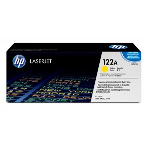 HP Q3962A Tonercartridge  t.b.v. Laserjet 2550/2840 Yellow