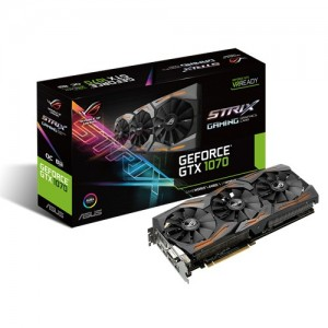 Asus NVIDIA ENGTX1070-O8G-GAMING 8GB STRIX