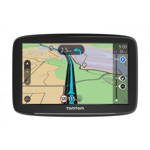 TomTom Start 62 Europe LifeTime Maps