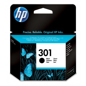 HP CH561EE ABF (301) Black Cartridge